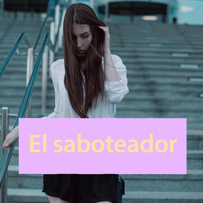 El saboteador.