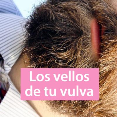 Acaricia los vellos de tu vulva como acaricias la barba de tu hombre.
