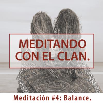 Meditación #4: Balance entre energía Femenina y Masculina