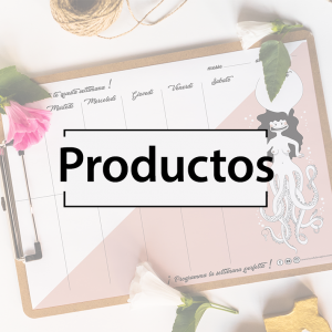 Productos fisicos